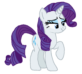 Rarity Becomeing Valley Glamour Tf 01 by qjosh