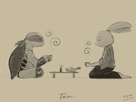 Tea Time by myrza289