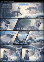 Supremacy - mini comic by areot