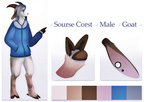 Sourse Corst Reference by cosynobody