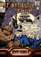 Fantastic Four 45 by soliton