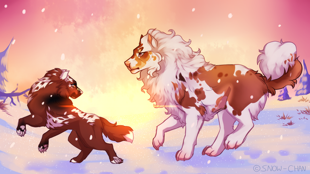 Exploration - Golden by Snow--Chan