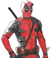 Deadpool by DaegStone