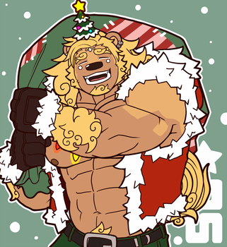 Merry Christmas 2017 by MonsterGuitar