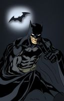 Batman Ed McGuinness (Colored) by edCOM02