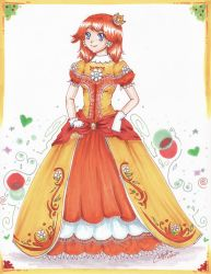 Princess Daisy by YunaSakura