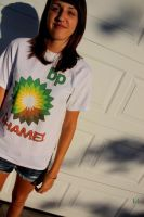 Shame on BP by dancekellydance
