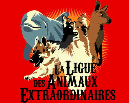 Ligue des Animaux Extra by Kuikuiss