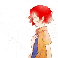 Crying Hiroto by b-snippet