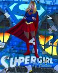 Supergirl TV costume for V4 by Terrymcg