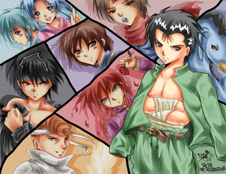 YYH - Forever Fornever by akayashi