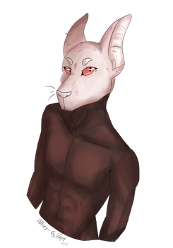 -HALFBODY COMMISSION #1- by Alliey-G