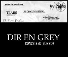 Conceived Sorrow by NemesisDivina666