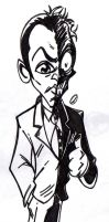 Two Face by jacksony22