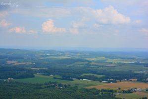 Bake Oven Knob Lookout by sioranth