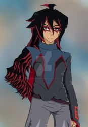 Yugioh 5Ds: Embodiment of Black Feathers by michaelthedragon39