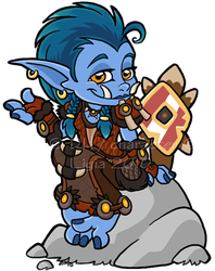 [WoW Commission] Ligia by TehMutt