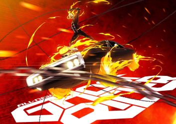 All New Ghost Rider by 2ngaw