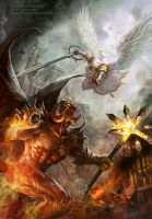 Heroes of might and magic by hgjart