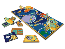 Space Quest Board Game by stevethehouse