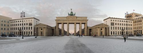 Brandenburger Tor by juanmah