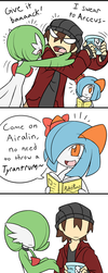 PokePuns by RakkuGuy
