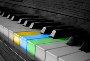 Colors of music II by Sepirgo