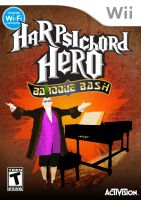 Harpsichord Hero by kproductions
