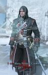 Shay the hooded templar by shatinn