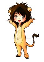 Sami the little lion~ by Ikkie-Chan