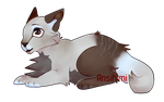 Adopt - brown cat (CLOSED) by Ansihimi