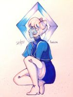 Yes My Diamond by ExcelciArt