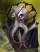 Illithid by sporeboy