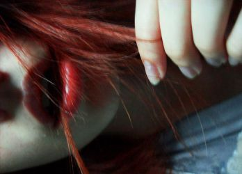 Hair-pire by photoshop-stock