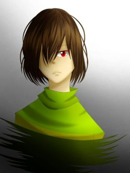 Chara/Undertale by PendolyPassion