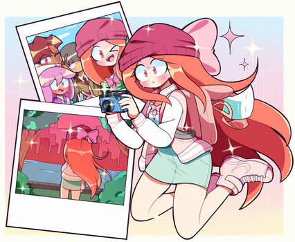Taking pictures~ by MisterCakerz