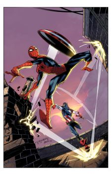 Cover: Spidey 10 by E-Mann