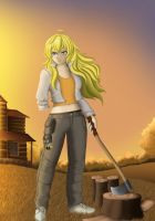 Yang Xiao Long - Sundowner by LobbyRinth