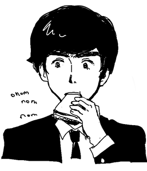 hungry joj by ayumux