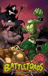 Is This Battletoads? by MichaelMayne