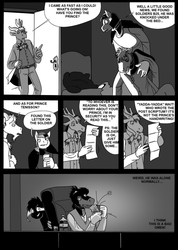 The Kind Tyrant P64 by monterrang