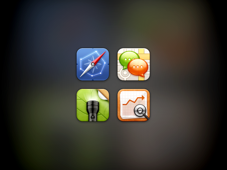 Mix iOS Icons by kyo-tux