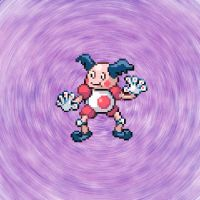 Mr. Mime background