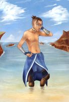 Avatar - Sokka by against-the-law