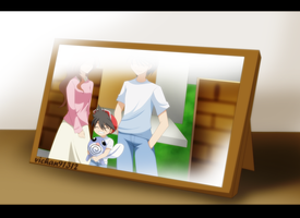 Red's Family Picture by VideoFan9864