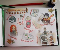November (Monthly Nice Things) by m-roa