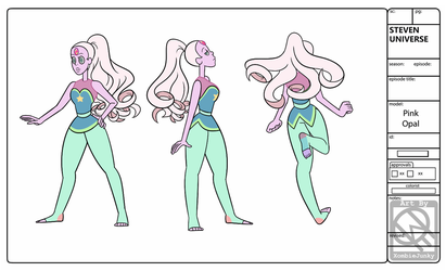 Ref 360 Commission- Pink Opal for UglynessPermits by XombieJunky