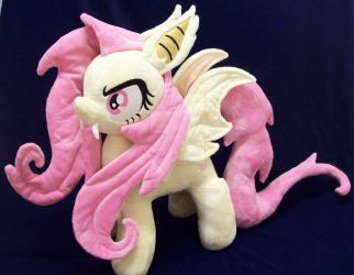 MLP Flutterbat Plush Plushie by Ponypassions by ponypassions