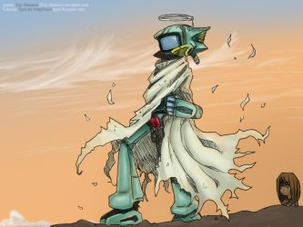 Lord Canti -fooly cooly- by Tigirl