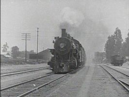 Southern Pacific 2-6-0 on Passenger by PRR8157